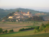 View of Monterchi